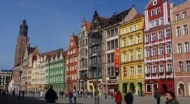 Vroclavo, Pollando
